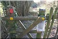 ST7260 : Diverted footpath, Fosse Farm by Derek Harper