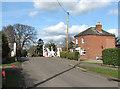 TG3508 : Railway crossing in Chapel Road by Evelyn Simak
