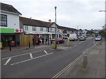 SX9066 : Shops in Barton Hill Road, Torbay by David Smith