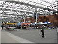 NT2573 : Waverley Market @ Platform 2 by M J Richardson