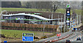 J2966 : New M1 service area, Dunmurry/Lisburn - March 2016(1) by Albert Bridge