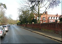TM1645 : Westerfield Road, Ipswich by Humphrey Bolton