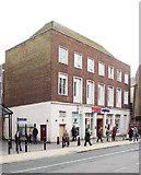 SO8455 : Former post office, Foregate Street, Worcester by Julian Osley