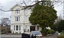 TQ5839 : Tunbridge Wells Records Office by N Chadwick