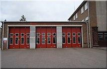 TQ5839 : Tunbridge Wells Fire Station by N Chadwick