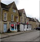 SO8700 : Minchinhampton Post Office by Jaggery