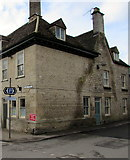 SO8700 : Proceed with caution, Minchinhampton by Jaggery