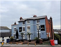 TQ5839 : The George Hotel, Tunbridge Wells by Chris Whippet