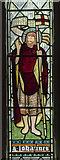 SK8354 : Tower window, All Saints' church, Coddington by J.Hannan-Briggs