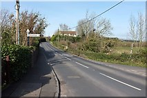 ST6660 : Timsbury Road, Farmborough by Derek Harper