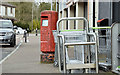 J3193 : Pillar box (BT39 6), Ballynure (March 2016) by Albert Bridge