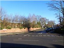 SP0278 : Entrance to Northfield Railway Station by Jeff Gogarty