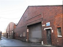 TA0828 : Brick industrial buildings off Anlaby Road, Hull by Stephen Craven