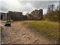 SD6213 : Liverpool Castle (6) by David Dixon
