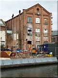 SO8554 : Former Worcester Porcelain site by Philip Halling
