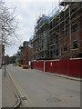 TG2308 : New flats, King Street by Hugh Venables
