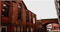 SE3033 : Cross York Street, Leeds by Mark Stevenson