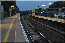 SU3468 : Hungerford Station by N Chadwick