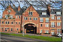 TQ5839 : Former Tunbridge Wells Main Post Office by N Chadwick