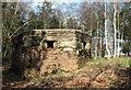 TG1407 : WW2 Pillbox by Evelyn Simak