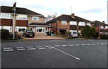 ST3091 : Wavell Drive semis, Malpas, Newport by Jaggery