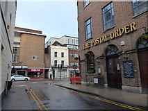 SO8455 : Junction of Pierpoint and Foregate Streets by Basher Eyre