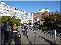 NZ2564 : Northumbria University by Richard Webb