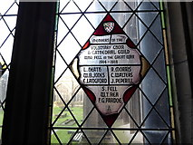SO8554 : Worcester Cathedral: memorial (28) by Basher Eyre