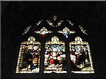 SO8554 : Worcester Cathedral: stained glass window (XXIII) by Basher Eyre