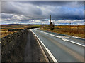 SD8216 : Edenfield Road (A680) by David Dixon