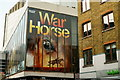 TQ3081 : War Horse by Peter Trimming