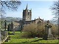 SK2853 : Wirksworth - the church by Chris Allen