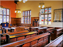 SD6911 : Smithills Chapel by David Dixon