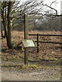 TM4667 : Footpath sign on Sheepwash Lane by Adrian Cable