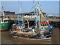 TF6120 : Our Lassie LN177 - The Fisher Fleet, King's Lynn by Richard Humphrey