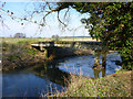 TL1539 : Bridge over former River Ivel Navigation by Robin Webster