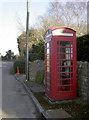 ST6665 : Village property by Neil Owen