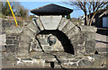 NX4165 : Drinking Fountain, Newton Stewart by Billy McCrorie