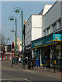 TQ3987 : Leytonstone High Road by Stephen McKay