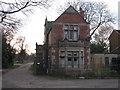 SK2628 : The Gatehouse, Egginton Hall Estate by M J Richardson