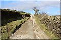 SD9937 : Pennine Way above Ponden Reservoir by Chris Heaton