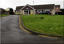 ST6976 : Homefield Centre, Pucklechurch by Jaggery