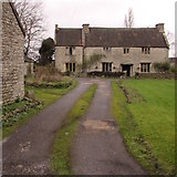 ST6976 : South side of Grade II listed Crump House, Pucklechurch by Jaggery