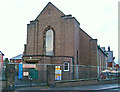 NY4054 : Currock Methodist Church being converted to flats by Rose and Trev Clough