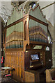 SS3102 : Organ, St Swithin's church, Pyworthy by Julian P Guffogg