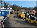 NS4175 : Construction at former site of Crosslet House by Lairich Rig