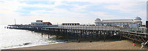TQ8109 : Hastings Pier by Oast House Archive
