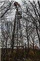 SD7014 : Wind Pump by Peter McDermott