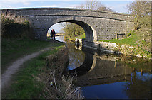 SD5277 : Bridge 146, Lancaster Canal by Ian Taylor
