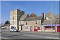 SP4914 : Kidlington clock tower by Alan Hunt
